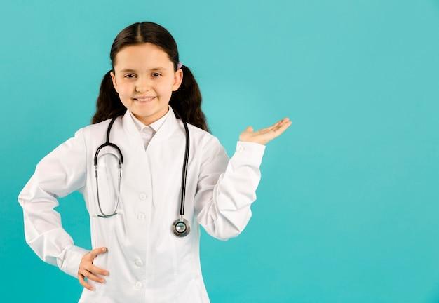 Mooie het exemplaarruimte van de artsenholding