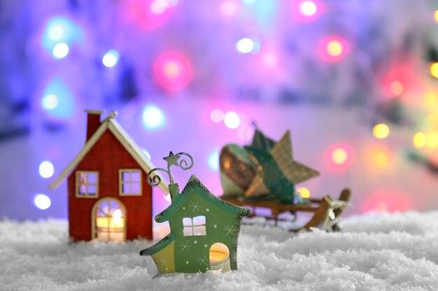 Mooie kerstcompositie