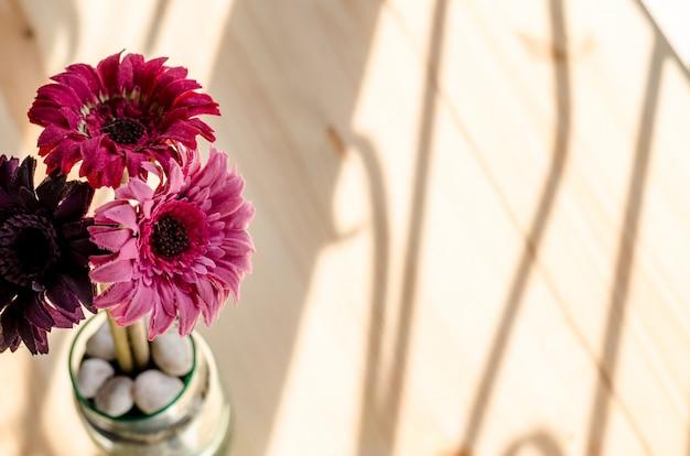 Mooie kunstbloemen