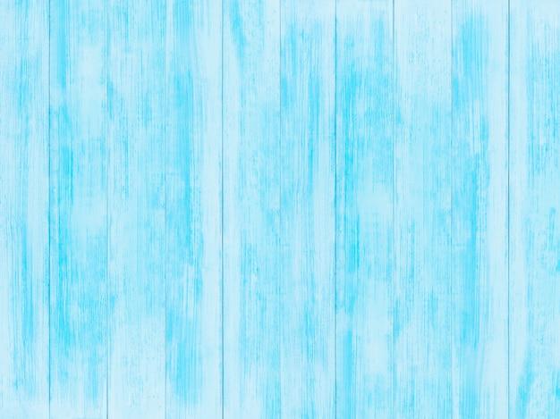 Mooie lichtblauwe uitstekende houten paneelachtergrond