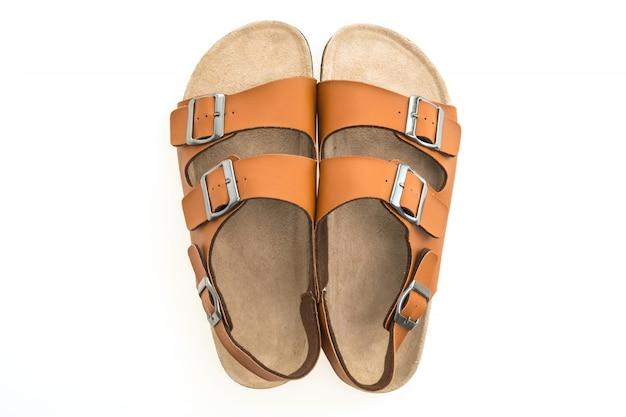 Mooie mannen sandaal