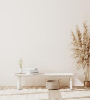 Mooie moderne kamer met bank