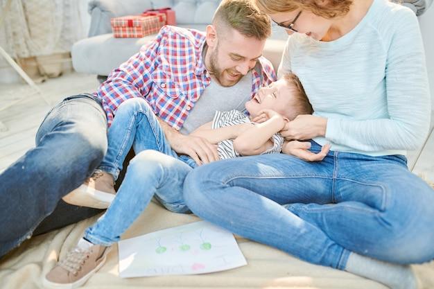 Mooie momenten van ouderschap