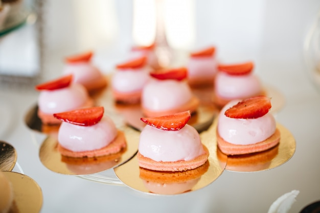 Mooie snoepjes bij de viering