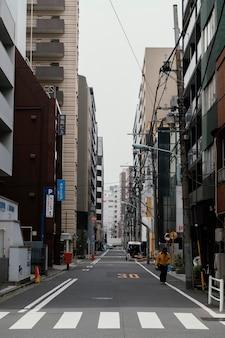 Mooie stad in japan