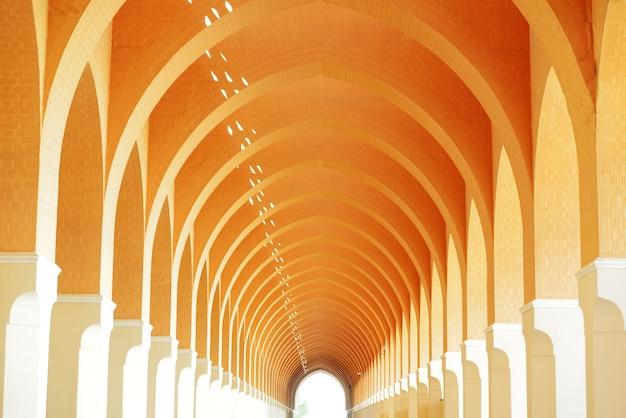 Moskee boogarchitectuur
