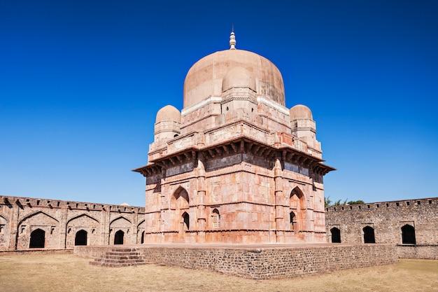 Moskee in mandu