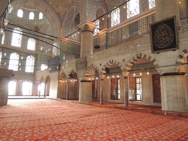 Moskee turkije istanbul glas