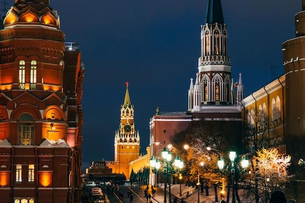 Moskou stadsgezicht