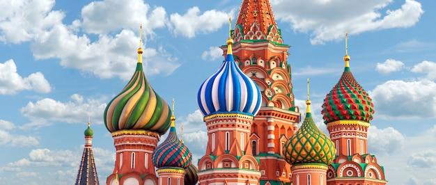 Moskou stbasil kathedraal