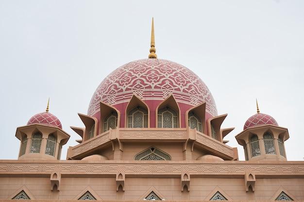 Moslim reis putrajaya architectuur building