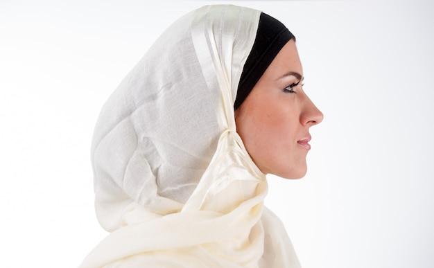 Moslimvrouwenportret