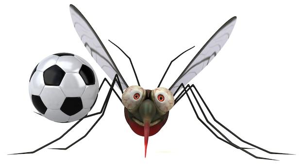 Mosquito illustratie