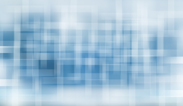 Motie op blauwe achtergrond, abstracte achtergrond.