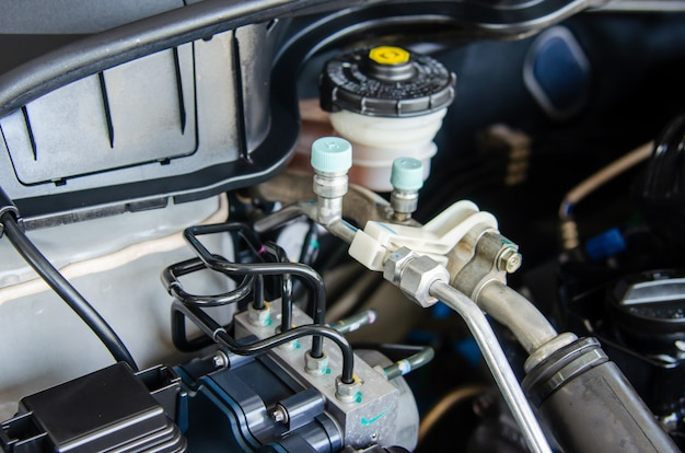 Motor auto's