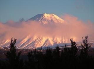 Mount doom, een hoge