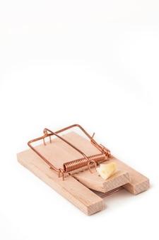 Mousetrap met kaas