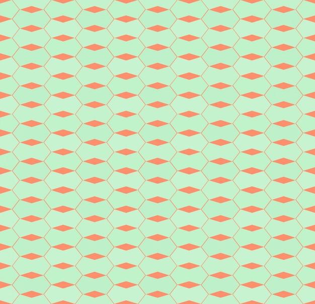 Mozaïek tileable naadloze modern patroon