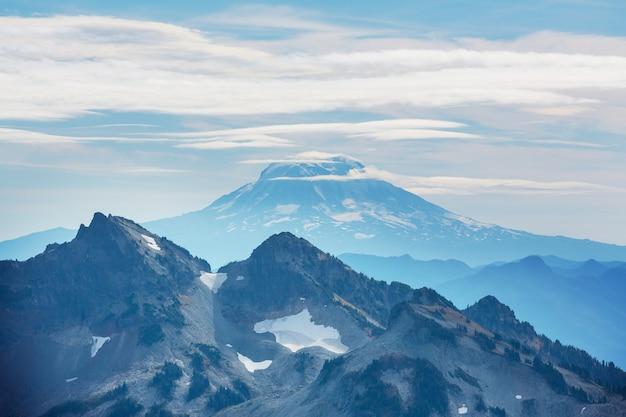 Mt. adams in de staat washington, vs.