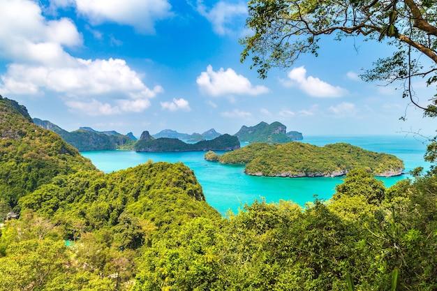 Mu ko ang thong nationaal park, thailand