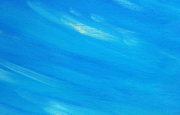 Multi kleuren blauwe hemel olieverf beweging abstracte achtergrond.