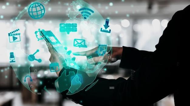 Multimedia en computertoepassingen conceptueel
