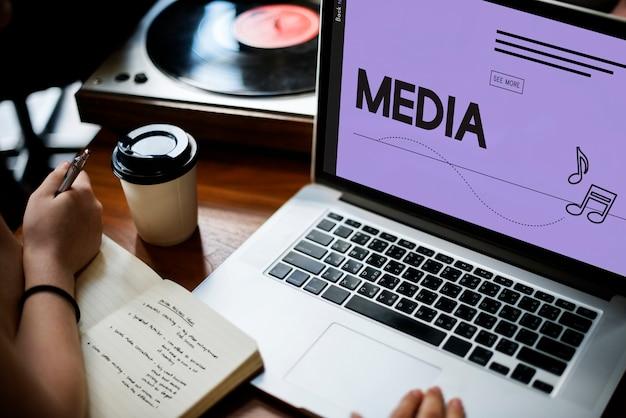 Multimedia en media