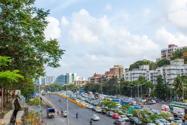 Mumbai-verkeer