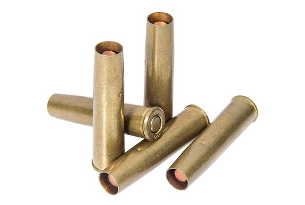 Munitie voor revolversysteem nagant