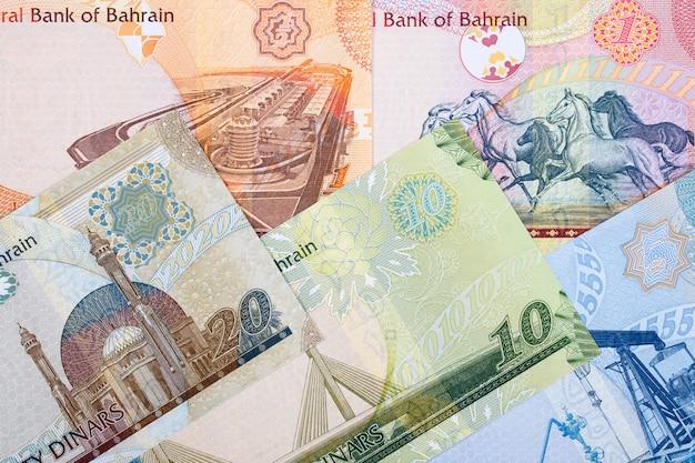 Munteenheid van bahrein