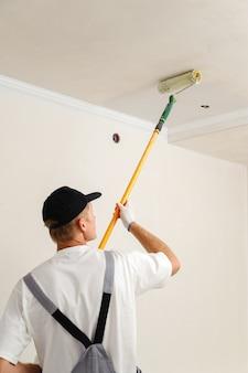 Muren en plafonds schilderen