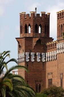 Museum voor natuurwetenschappen in parc de la ciutadella, barcelona