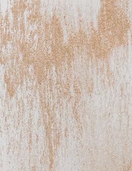 Muur geschilderd met verf zee zand textuur.