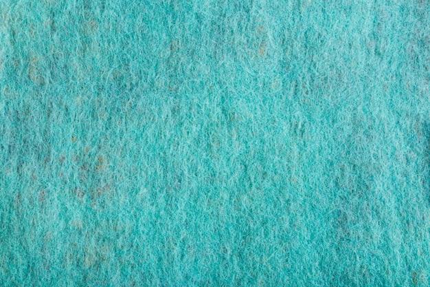 Muur van vilten natuurlijke merinowol close-up