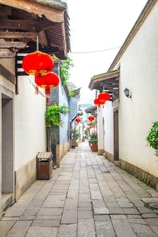 Muurkwartier provincie taiwanese zeven