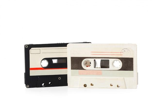Muziek audio tape