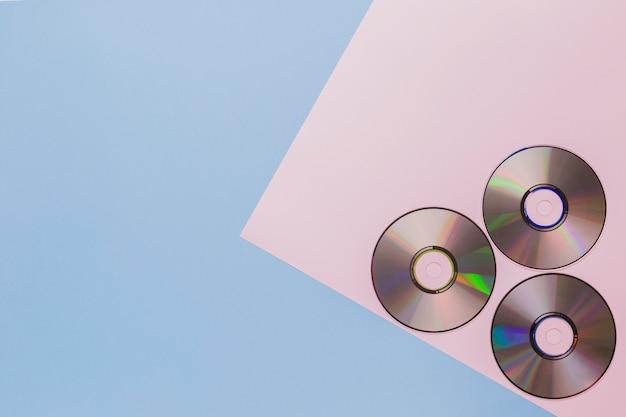 Muziek cd's