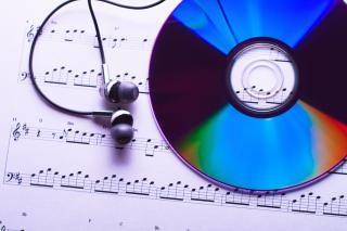 Muziek cd