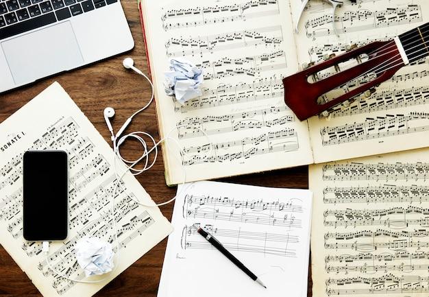 Muziek concept