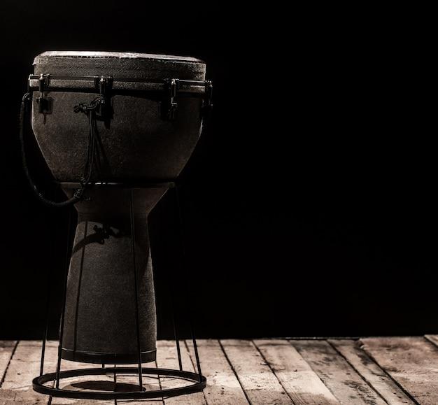 Muziek percussie-instrument drum bongo