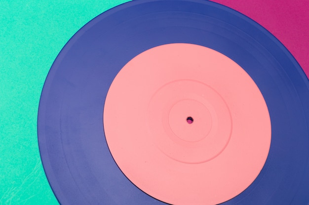 Muziek plat vinyl