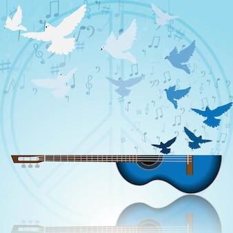 Muziek van vrede