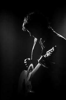 Muzikant spelen