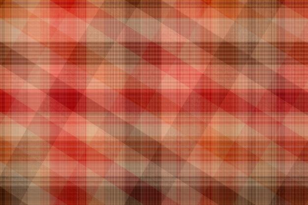 Naadloze de lendendoek van de plaidstof met van de streepkleur abstracte achtergrondpatroontextuur