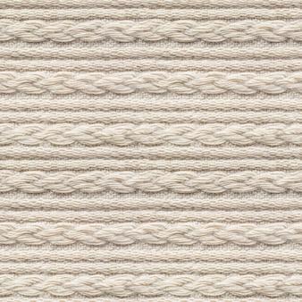 Naadloze gebreide stof textuur