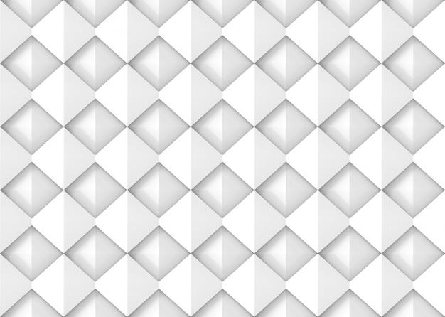 Naadloze moderne diagonale vierkante de ceramiektegelsmuur van het netpatroon