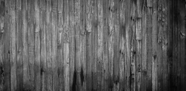 Naadloze oude houten muurtextuur, de textuur van de hardhoutmuur