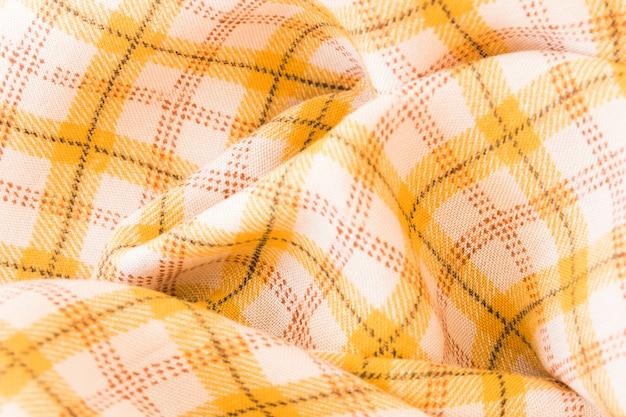 Naadloze tartan geruite patroon
