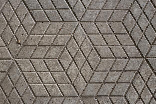 Naadloze tegelbaar textuur van bestrating platen.