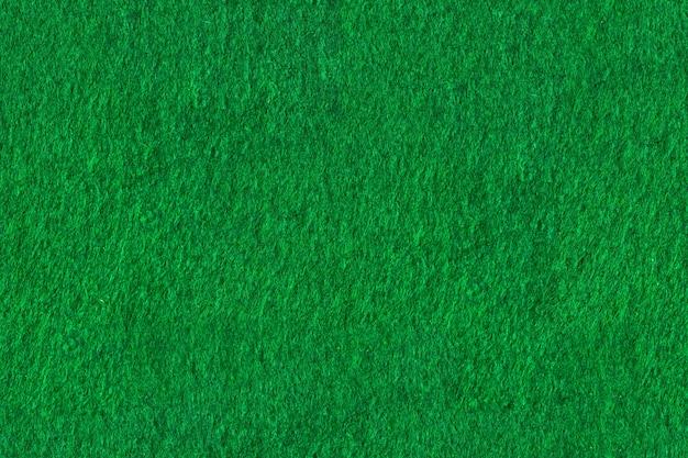 Naadloze textuur van pokertafel groene dekking